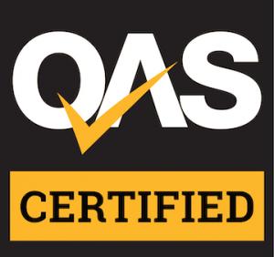 QAS-Certified Carbon Offset